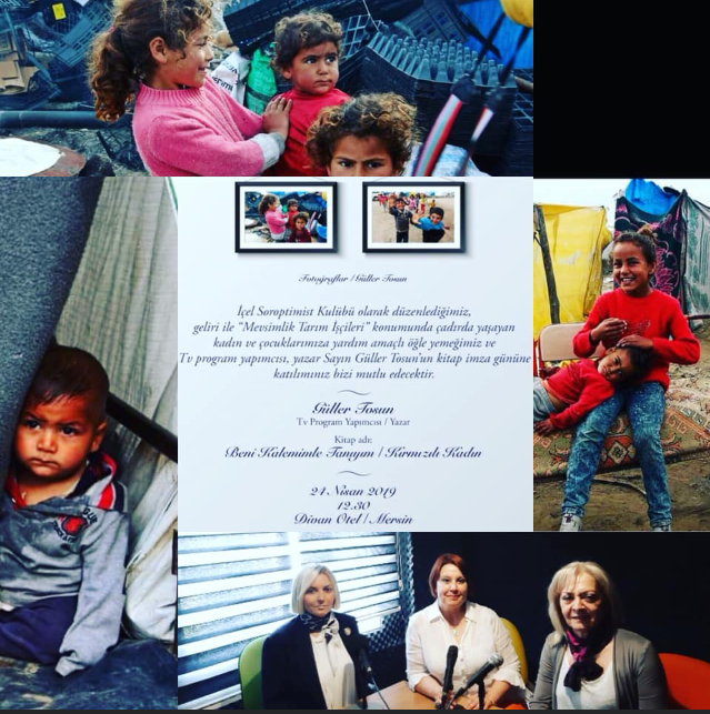 """""""Mevsimlik İşçi"""" konumunda çadırda yaşamak zorunda kalan kadın ve çocuklarımıza destek"""