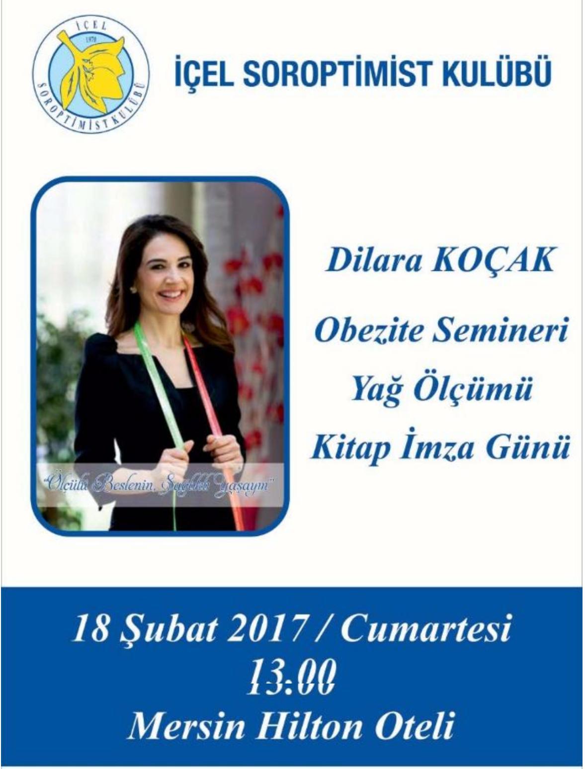 Seminar on Obesity by Dilara Kocak